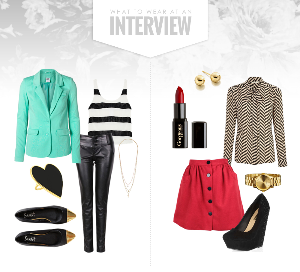 what to wear for design interview