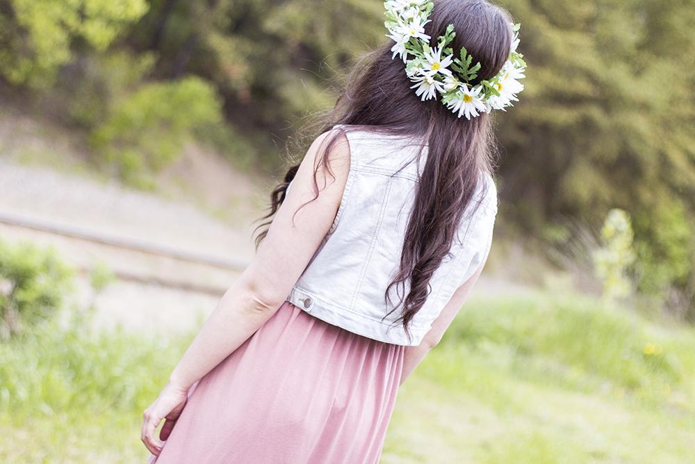 daisies crown
