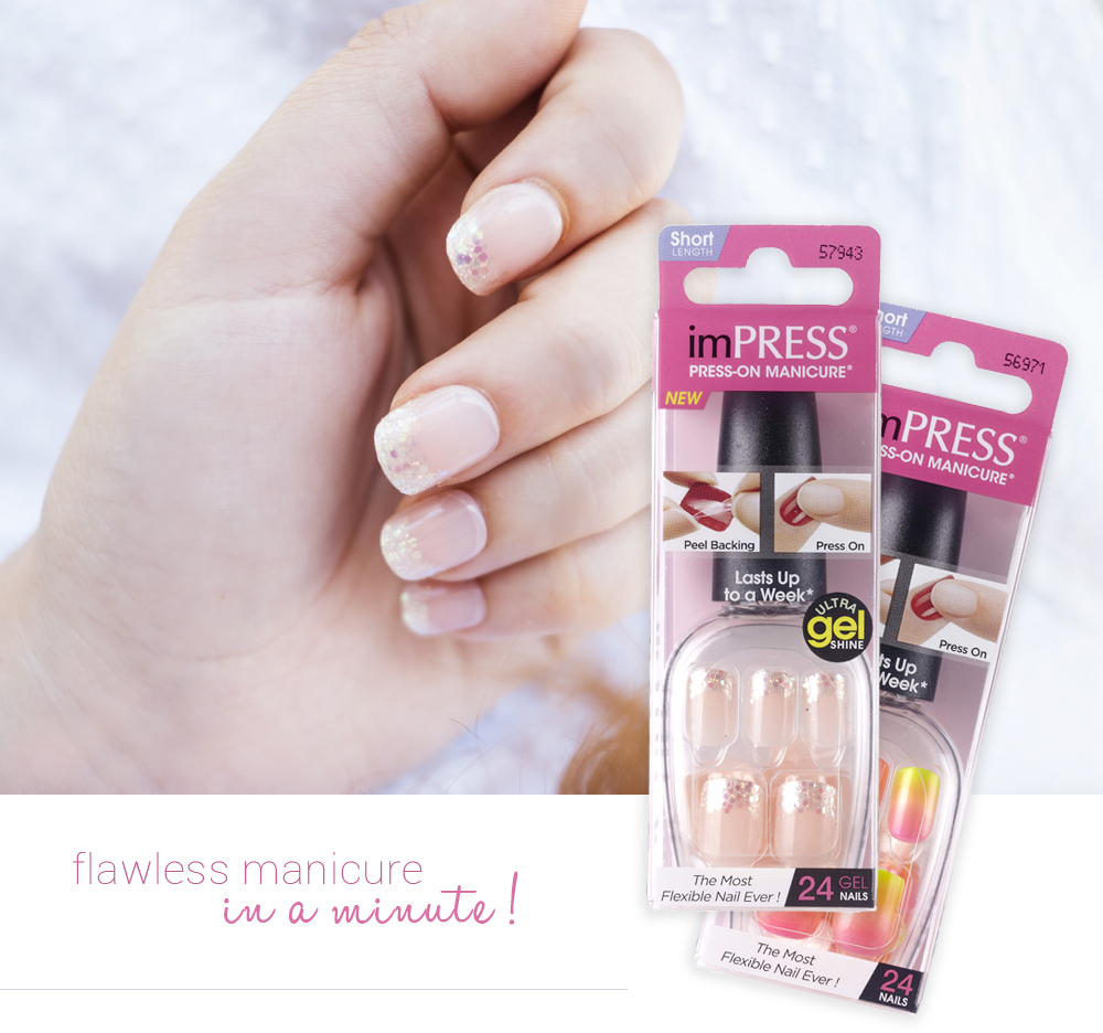 Fake nails? Why not! - COLOURS & BEYONDCOLOURS & BEYOND